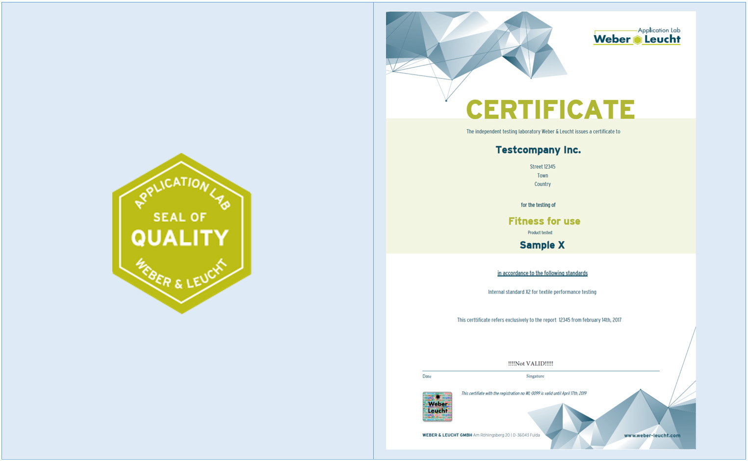 certificate english